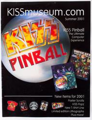 KISS Museum Catalog, Summer 2001