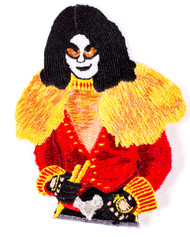 Eric Carr Patch - Unmasked
