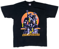 KISS T-Shirt - KISS Budokan Japan 2003, (size L)