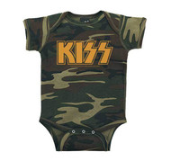 KISS Infant Onesie - Cammo