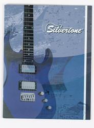 KISS Magazine - Silvertone Guitar Catalog, (feat. Paul's guitars)