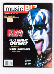 KISS Magazine - Music BIZ 2002