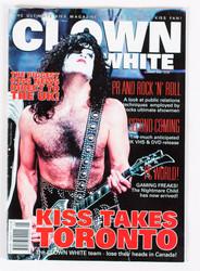 KISS Magazine - Clown White Summer 2000, Paul