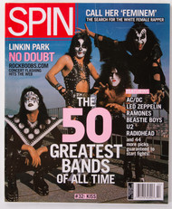 KISS Magazine - Spin 2/02