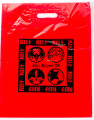 KISS Shopping Bag - Red Fan Expo '98