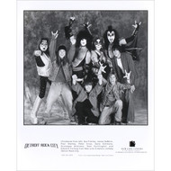 KISS Detroit Rock City Promo Photo