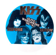 KISS Backstage Pass -  Alive/Worldwide 1996, BEFORE SHOW BLUE