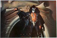 KISS Poster - KISS Meets the Phantom, Gene fireplace