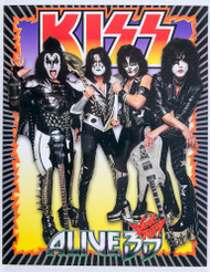 KISS Tourbook - Alive 35 / Sonic Boom