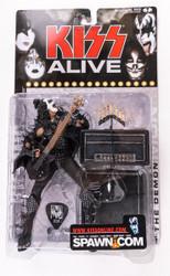 KISS McFarlane Figures - Alive!, Gene Simmons