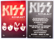 KISS Postcard - KISSology 1