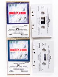 KISS Cassette Tape - Double Platinum