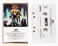 KISS Cassette Tape - Love Gun