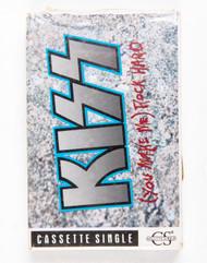 KISS Cassette Tape - Rock Hard, cassette single, (SEALED)