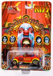 KISS Racing Car - Racing Champions, Psycho Circus Prowler