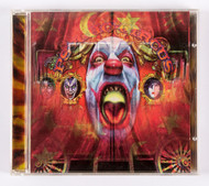 KISS Audio CD - Psycho Circus, (lenticular cover)