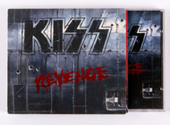 KISS Audio CD - Revenge, DELUXE Japan