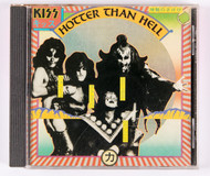 KISS Audio CD - Hotter Than Hell