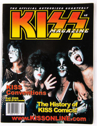 KISS Magazine - Official KISS Quarterly Magazine #5