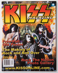 KISS Magazine - Official KISS Quarterly Magazine #2.