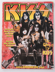 KISS Magazine - Official KISS Quarterly Magazine #1.