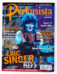 KISS Magazine - Perkusista, Poland