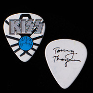 KISS Guitar Pick - 40th Anniversary Spider, Tommy.