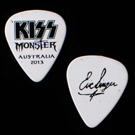 KISS Guitar Pick - Monster Australia, Eric