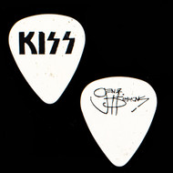 KISS Guitar Pick - Alive II, 1977, Gene