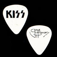 KISS Guitar Pick - Alive II, 1977, Gene