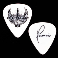 Paul Stanley Guitar Pick - 2006 Solo Tour, Francis