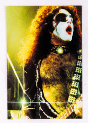 KISS Postcard - KISSology promo, Paul