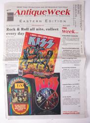 KISS Tabloid - Antique Week 2010