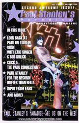 KISS Fanzine - Paul Stanley's Paradise, issues #2