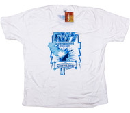 KISS T-Shirt - KISS Coffeehouse 1st Anniversary, white