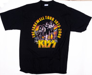 KISS T-Shirt - Farewell Circle, (size XL)