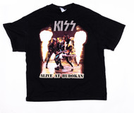KISS T-Shirt - Alive at Budokan 2003 - Alive!, (size XL)
