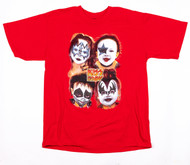 KISS T-Shirt - Farewell Tour 2000, (size L)