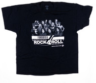 KISS T-Shirt - The Fundraiser for Brennan Rock & Roll Academy (size 2XL)