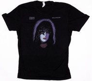 KISS T-Shirt - Paul Stanley Solo Album Cover, (Washed and Worn), size XL