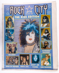 KISS Tabloid - Rock City 2006