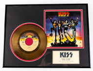 KISS Gold Record - Beth 45, (used)