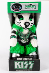 KISS Teddy Bear - Spencer Gifts DYNASTY, Peter Criss