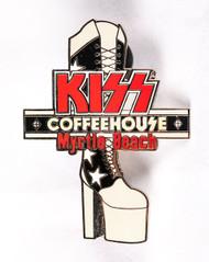 KISS Coffee House Pin - Paul Boot