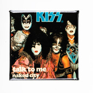KISS Button - Talk To Me square