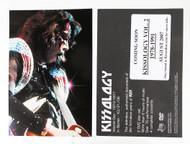KISS Postcard - KISSology promo, Ace