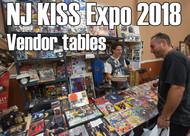 NJ KISS Expo 2018 Vendor Tables