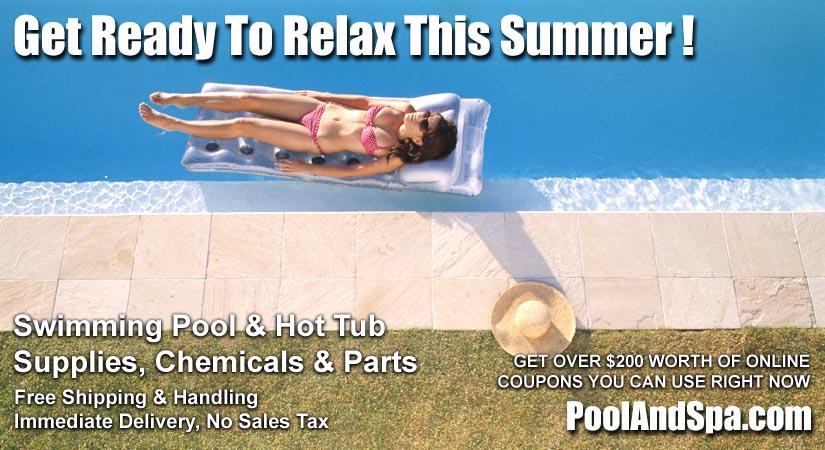 Poolandspa.com Summer Savings
