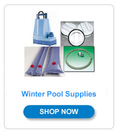 Winter Pool Supplies