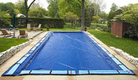 Winter Pool Cover - Inground Pools - 15 Yr Warranty